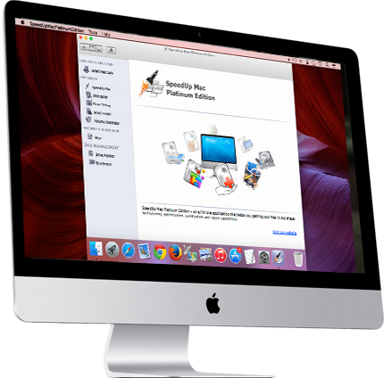speedUp mac platinum